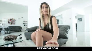 Milf plowed new in pervmom lingerie busty style big