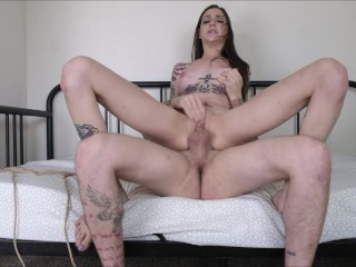 Fucked Just Right by Fred – Rope, FaceFuck, Whip, Gas Mask, Facial