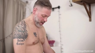 Checks tattooed man isabel wet pussy oldnyoungcom stern blonde blowjob