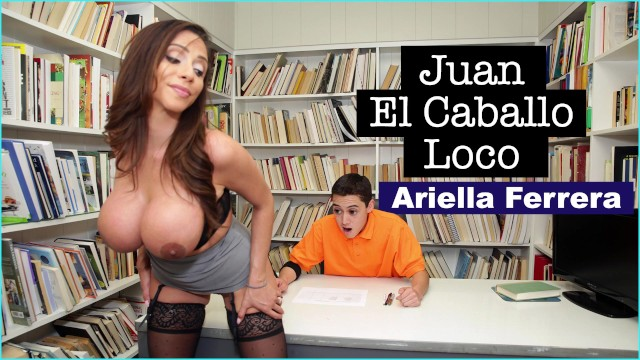 Aids from oral sex Bangbros - milf teacher ariella ferrera helps young juan el caballo loco