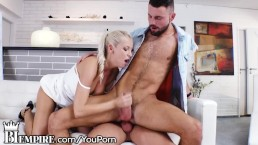 BiEmpire Cheating Wife Cuckolded by Bi Boyfriend