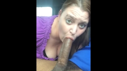 BBW sucking BBC on lunch break 4