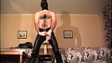 tribute to 1970's leathermen done in the 1990s