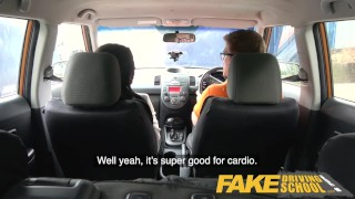 Driving judge busty alice covered spunk school pussy british fake for babe alice fakedrivingschool