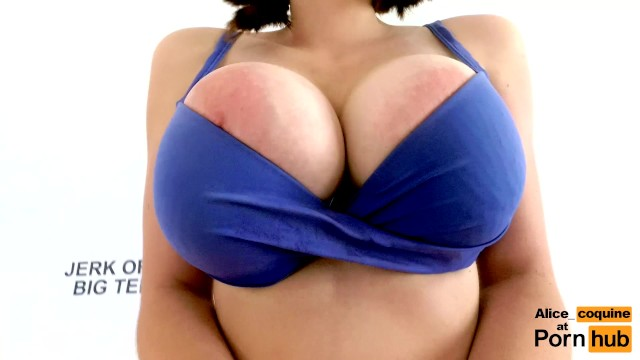 Teen bra shots Joi - my tits bounce so hard my bra broke
