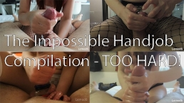 Handjob Compilation The FASTEST Stroking of Lemod6