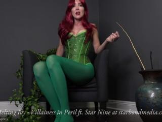 Melting Ivy - Poison Ivy Super Villain in Peril - Star Nine TRAILER