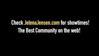 Punk Haired Lesbians Jelena Jensen & Ryan Keely Tongue Fuck!