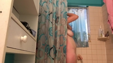 Teen Slut In Shower