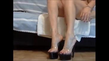 Sega con piedi