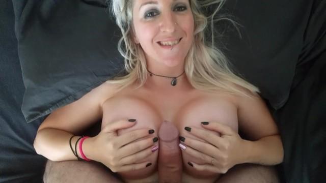 Sperm inside wife hairy pussy