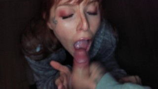 It fast night he anal cum to at public swallow blowjob i and cock butt