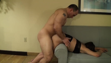 Creampie for Carly