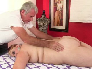 White bbw love to get rubbed massage only...