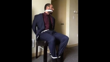 Tied up in a Nice Suit
