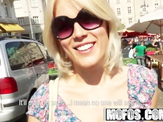MOFOS - Public Pickups - Catherine - At The Market