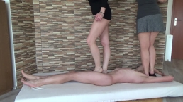 double trampling - part two