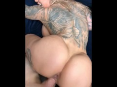 Cupids-Eden - Karma RX shaved pussy babe wants to show off new ass