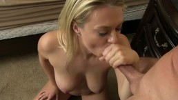 Blonde Teen Natalia Starr Gets Picked Up and Fucked in Her Young Teen Puss