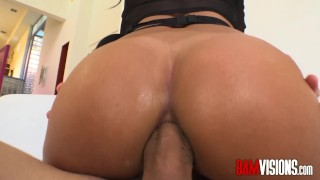 BAMVISIONS Anal Players Gia Love and Vienna Black Mouth blowjob
