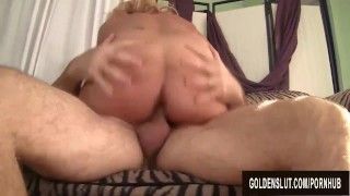 Mature sucks plowed to crystal gets blonde cock trot taylor and hot boobs missionary