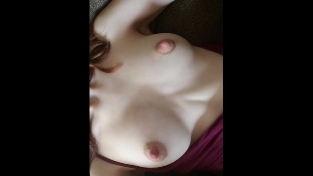 Tit play with lactation 4