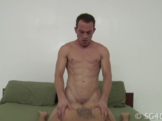 Kristian Matthews in Straight Porn Made for Gay Men