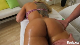 Mom son fucks sucks his step massages tits after cock he she her her big mom familyxxx