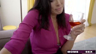 Together se step and mom step momsteachsex cum son stepson hot