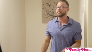 His pervy bro watch se stepsis parents pies my cum inside step family missionary family