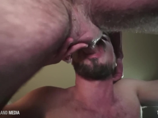 Switch sucking, face fucking and cum swallowing!