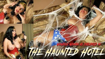 Wonder Woman in the Haunted Hotel