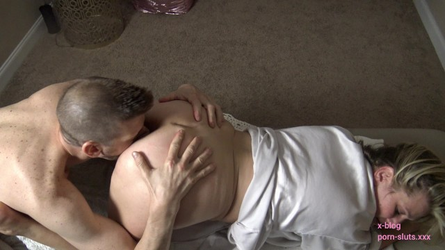 Xxx milf creampie - Xblog: my hubby films while i take a bwc