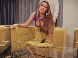 I Masturbated When He Came Up and Put His Dick in My Ass – Dildo & Anal Sex