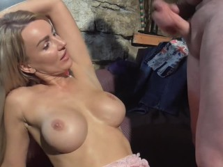 Two Hot MILFs Make a Lucky Guy's Day
