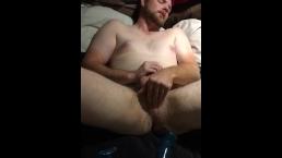 Trucker Dad Fingers Himself