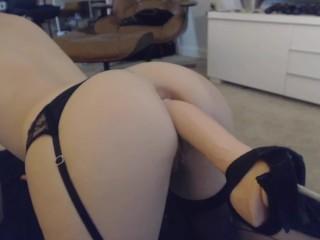A little back that ass up