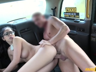 Fake Taxi - Spanish beauty loves taxi cock