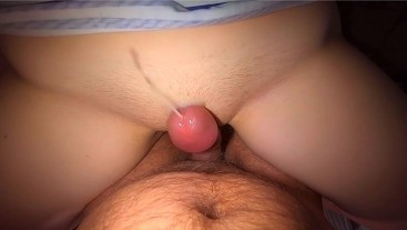Something Under My Wet Panties Made Him Cum So Fast | Ginger Quickie Series
