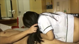HORNY PINAY STUDENT LOVES BEING CREAMPIED