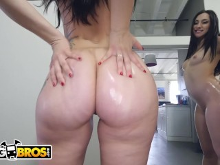 BANGBROS - PAWG Mandy Muse Twerking, Showig Off Her Big Ass