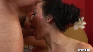 Gal it asian in venus angie takes the rear kinky busty missionary