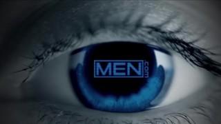 Men.com - Two hairy hunks Noah Jones and Vadim Black ass fuck