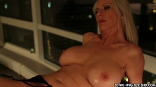 Emma Starr becomes your personal pornstar for Tonights Girlfriend.com