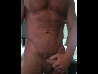 TheSilverDaddy.  Exhibitionist cock