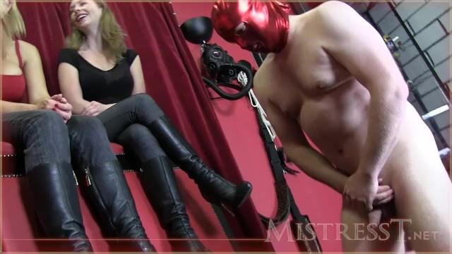 Mistress T- humiliating mamas boy