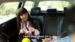 Fake Taxi - Japanese tourist gets her tight pussy fucked