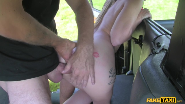 Fake Taxi - Skipping college for back seat sex 14