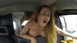 Fake Taxi - Cheating Wife Pays Her Debt