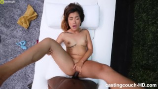 Year old petite for creampie asian years tits